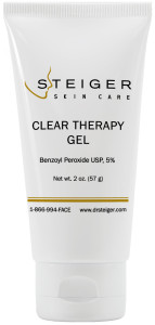 Clear Therapy Gel